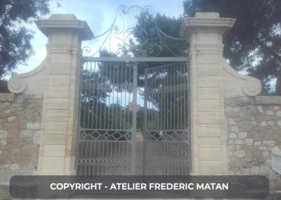 colonne F-matan