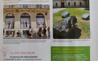 Montpellier notre ville – Juillet 2019