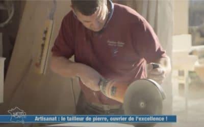 Lundi 8 mars 2021, un reportage sur l'Atelier Frédéric Matan, sur France 3